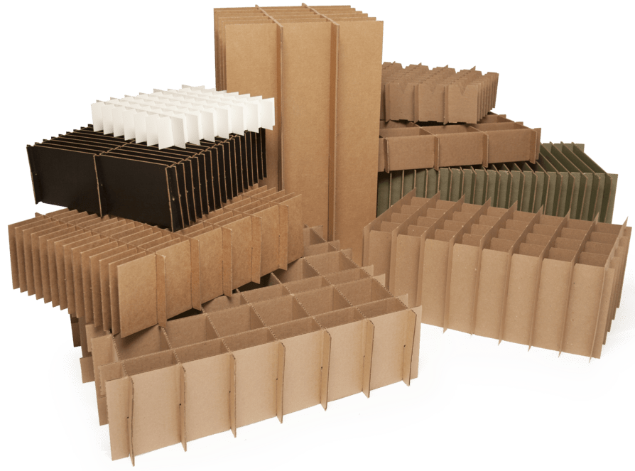 chipboard box partitions custom packaging for small business 1